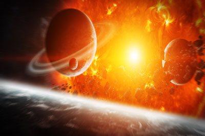Los horóscopos que representan los planetas